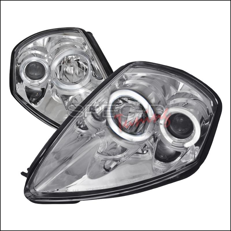 2000 Mitsubishi Eclipse Aftermarket Headlights