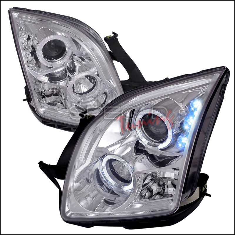 2008 Ford Fusion Aftermarket Headlights