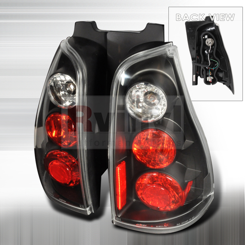 2004 Toyota 4Runner Aftermarket Tail Lights