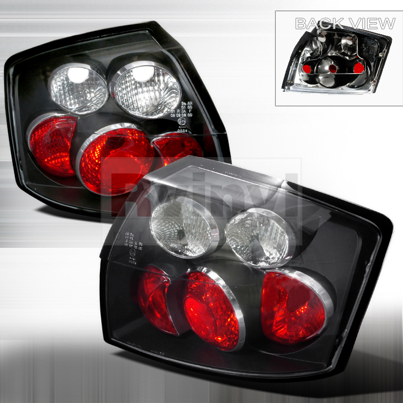 2004 Audi A4 Aftermarket Tail Lights