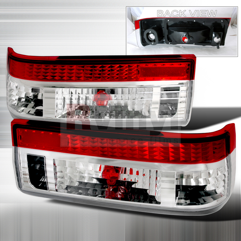 1985 Toyota Corolla Aftermarket Tail Lights