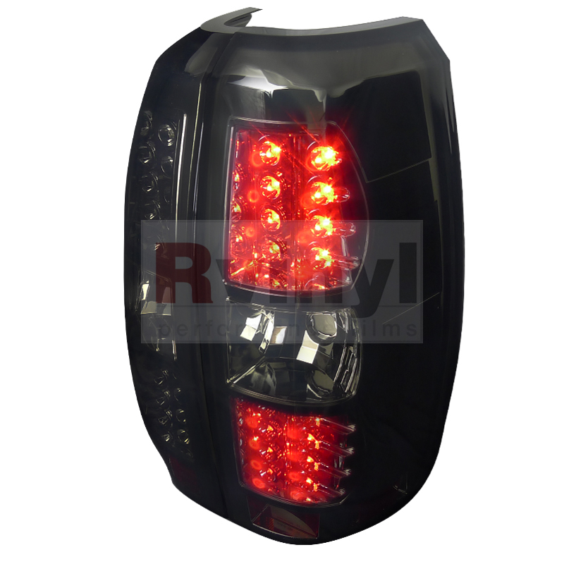 2010 Chevrolet Avalanche Aftermarket Tail Lights
