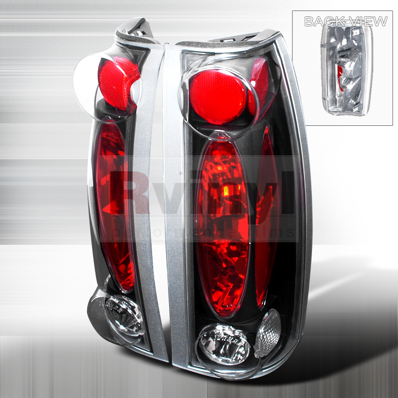 1993 GMC CK Aftermarket Tail Lights