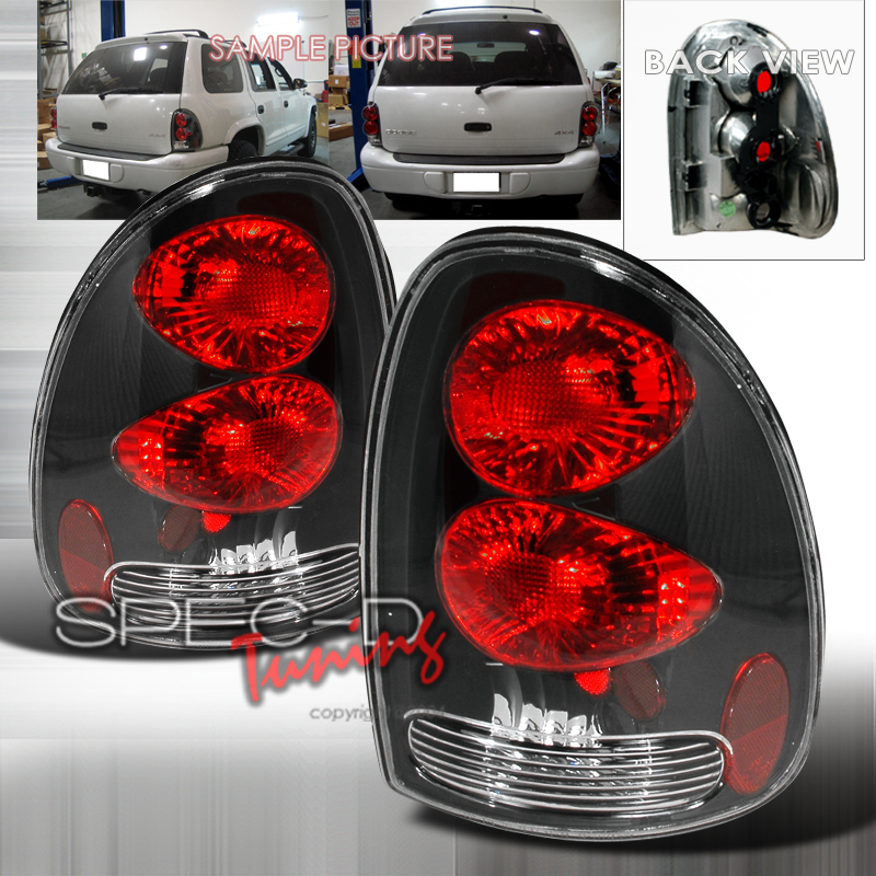 2000 Dodge Caravan Aftermarket Tail Lights