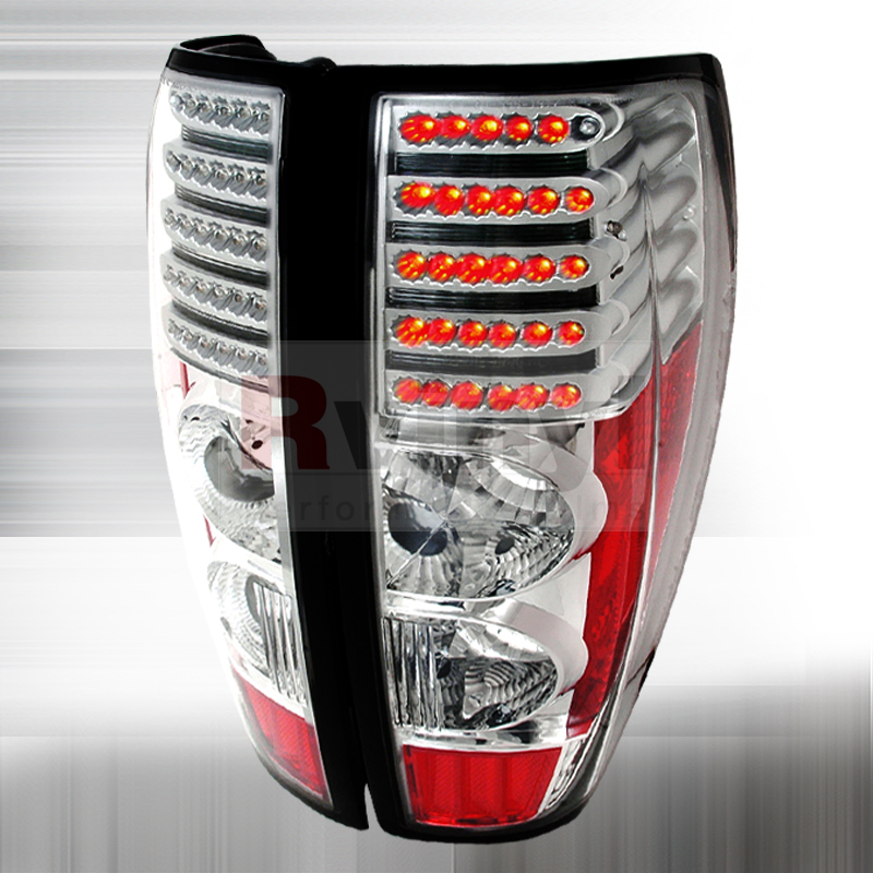 2004 GMC Canyon Aftermarket Tail Lights