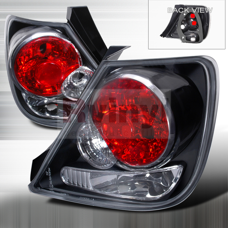 2003 Honda Civic Aftermarket Tail Lights