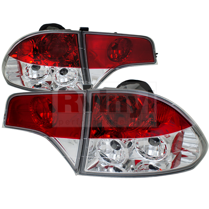 2011 Honda Civic Aftermarket Tail Lights