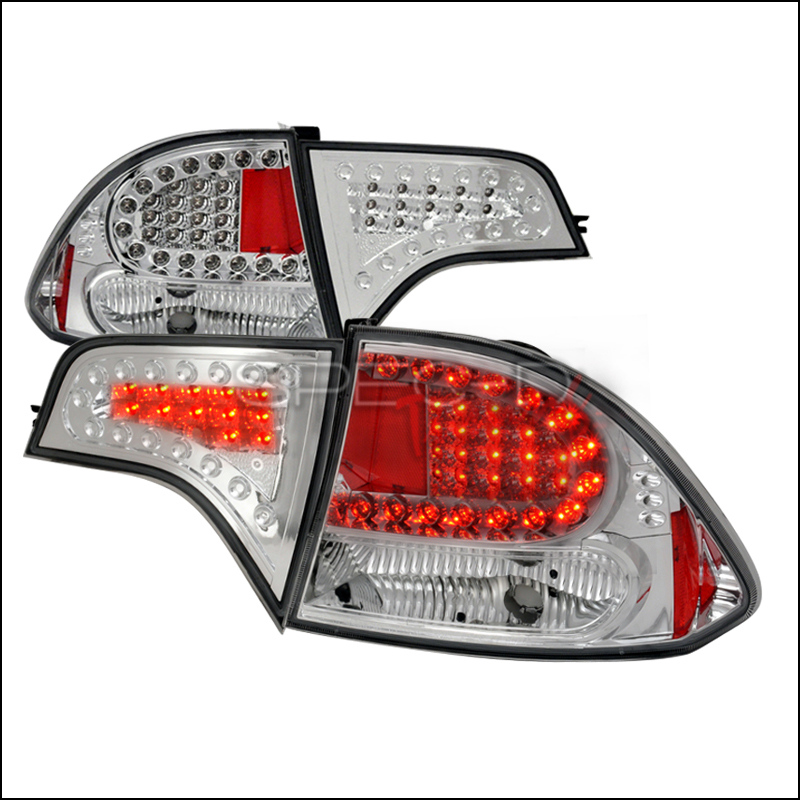 2006 Honda Civic Aftermarket Tail Lights
