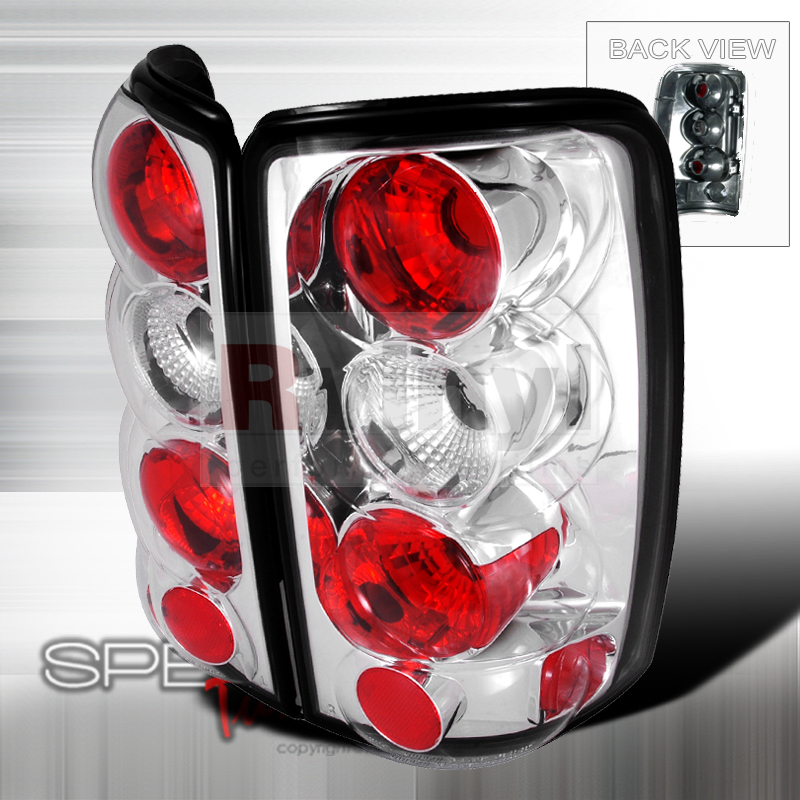 2002 Chevrolet Suburban Aftermarket Tail Lights