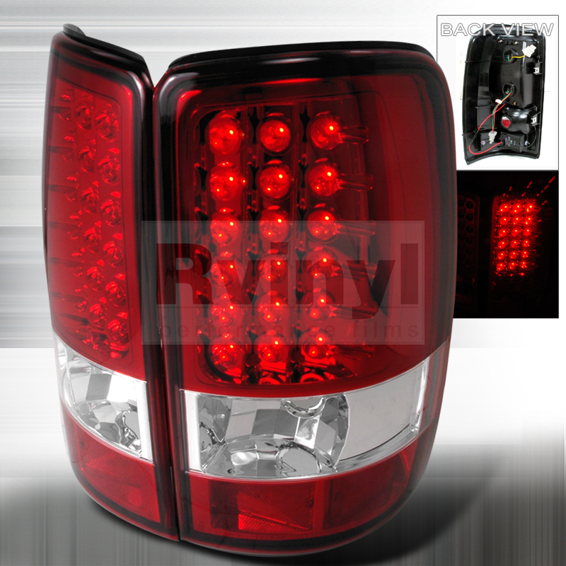 2003 GMC Suburban Aftermarket Tail Lights