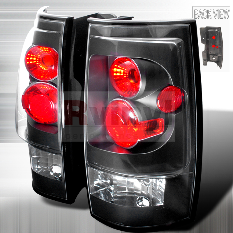 2008 Chevrolet Tahoe Aftermarket Tail Lights