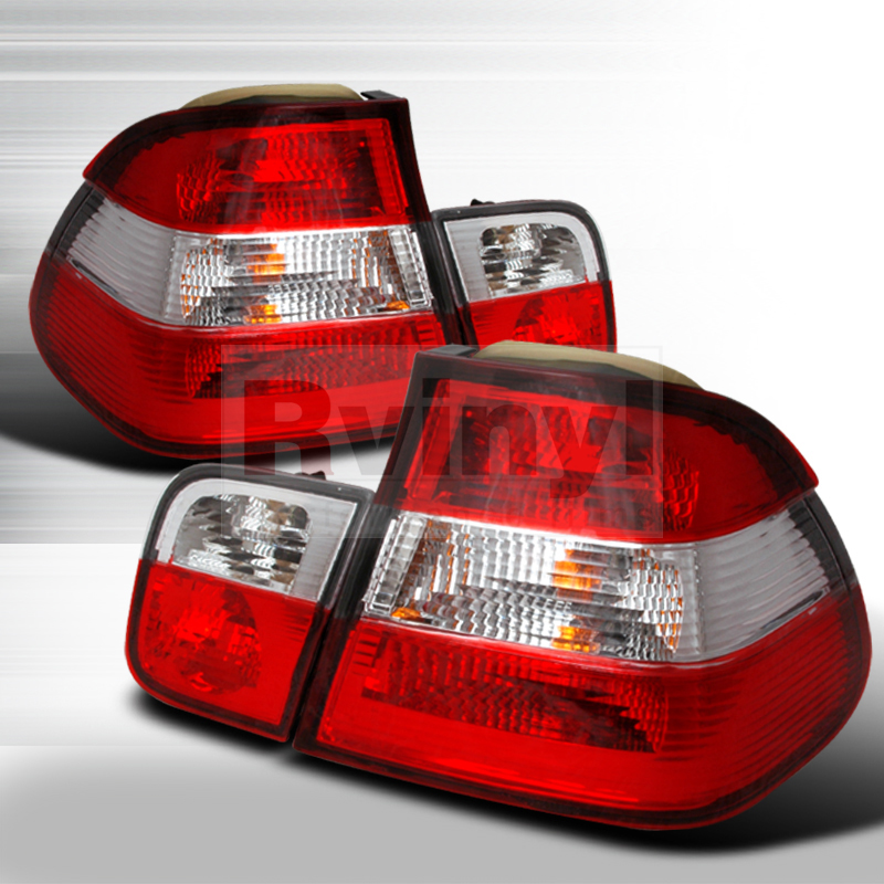 1992 BMW 3-Series Aftermarket Tail Lights