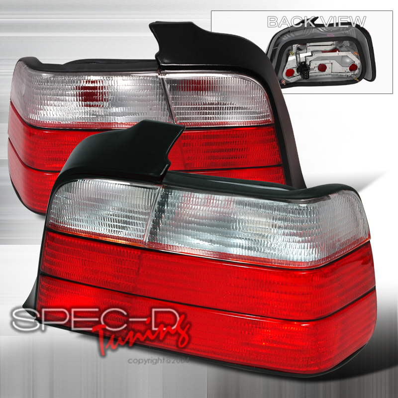 1993 BMW 3-Series Aftermarket Tail Lights