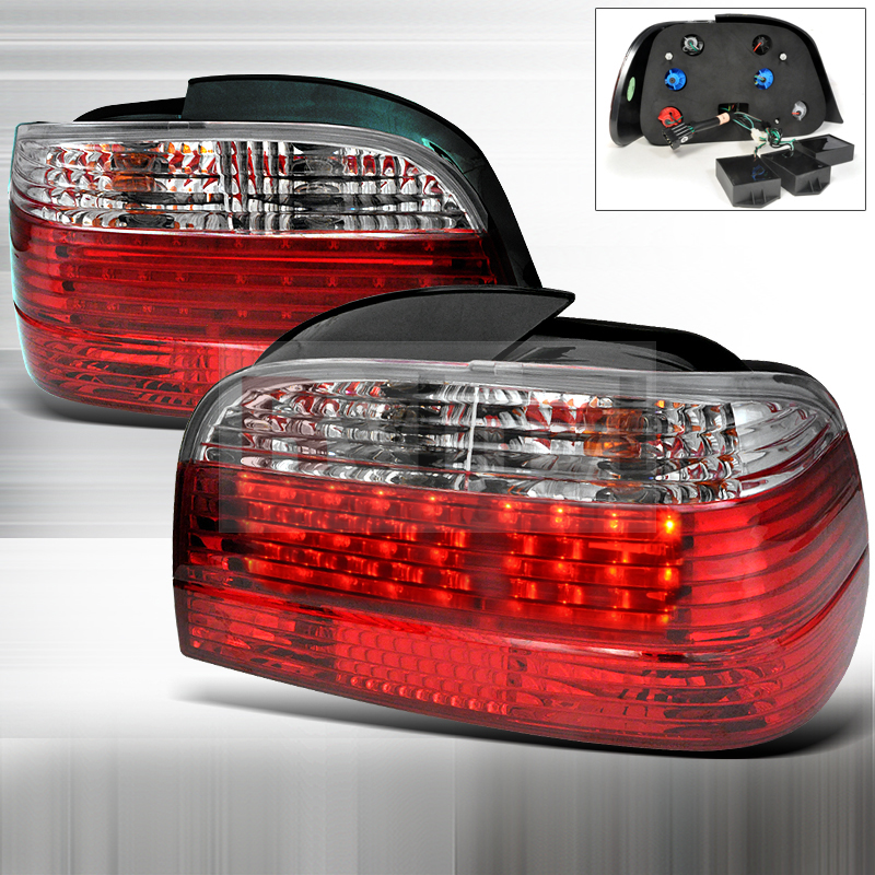 1999 BMW 7-Series Aftermarket Tail Lights