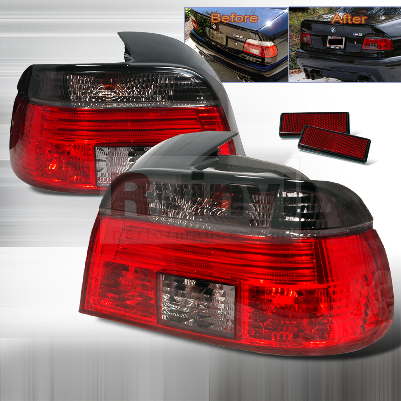 2000 BMW 5-Series Aftermarket Tail Lights