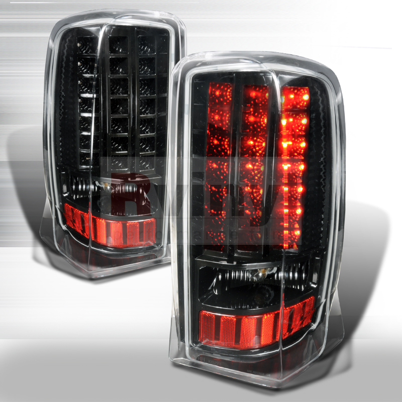 2002 Cadillac Escalade Aftermarket Tail Lights
