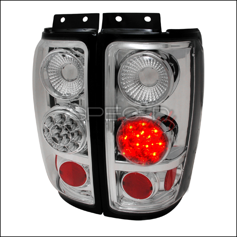 2002 Ford Expedition Aftermarket Tail Lights