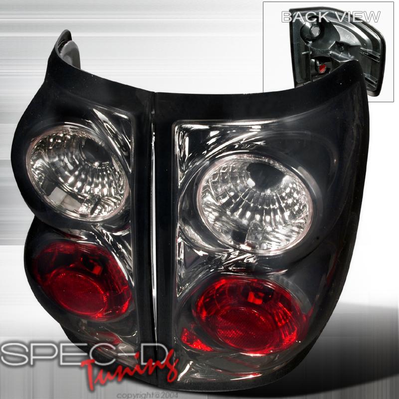 2005 Ford Explorer Aftermarket Tail Lights