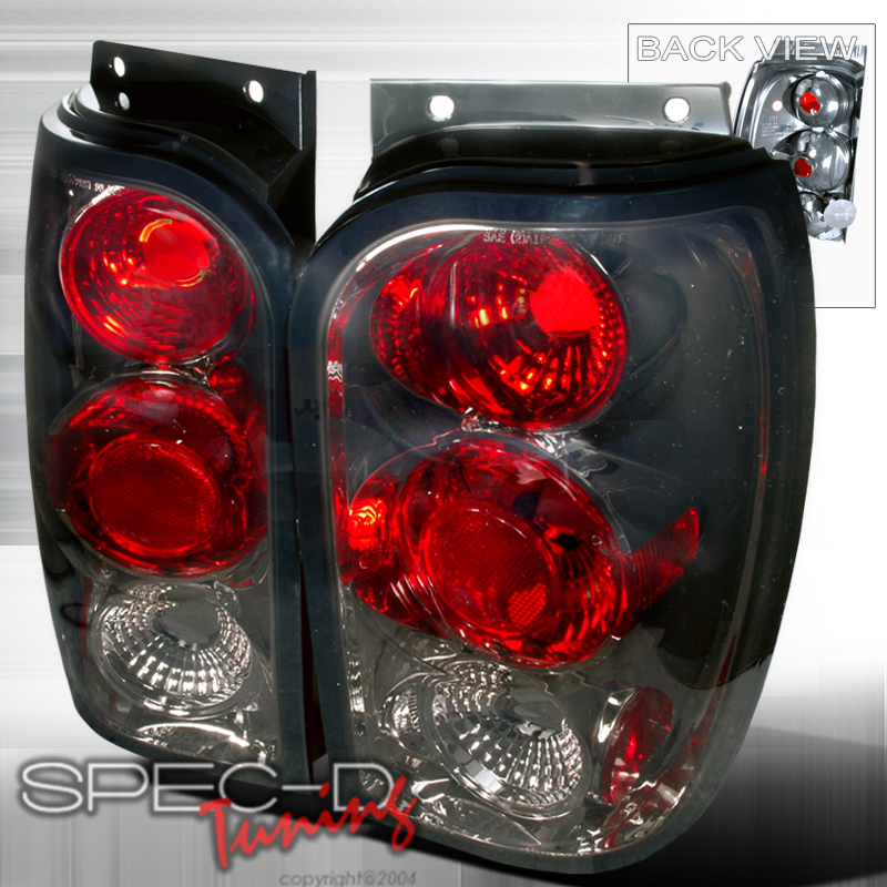 2001 Ford Explorer Aftermarket Tail Lights