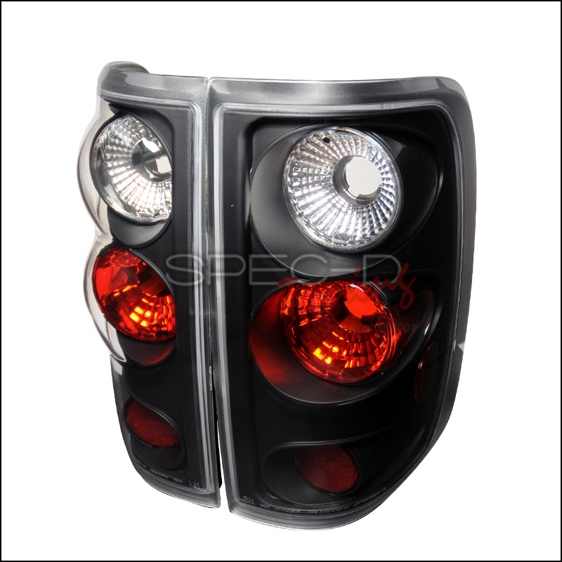 2005 Ford F-150 Aftermarket Tail Lights
