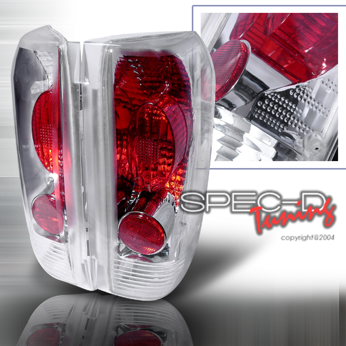 1992 Ford F-250 Aftermarket Tail Lights