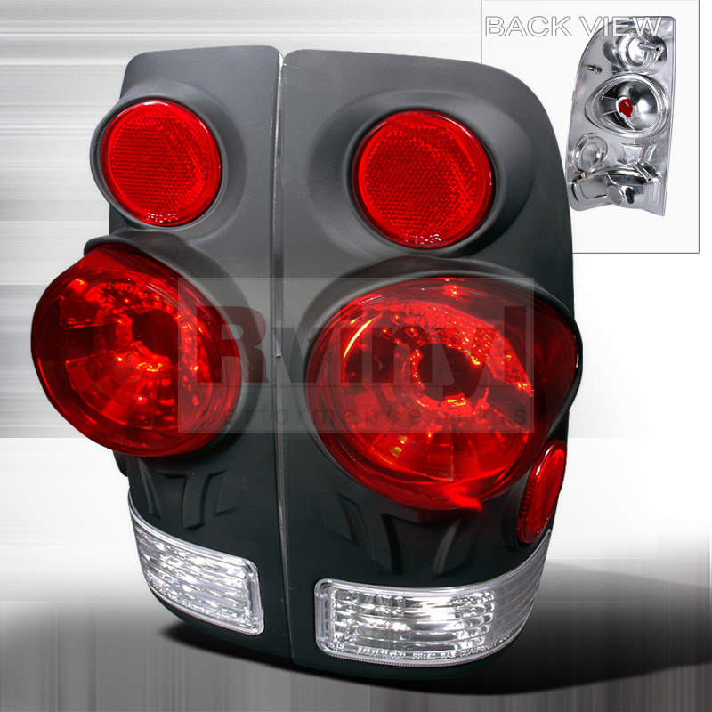 1998 Ford F-250 Aftermarket Tail Lights