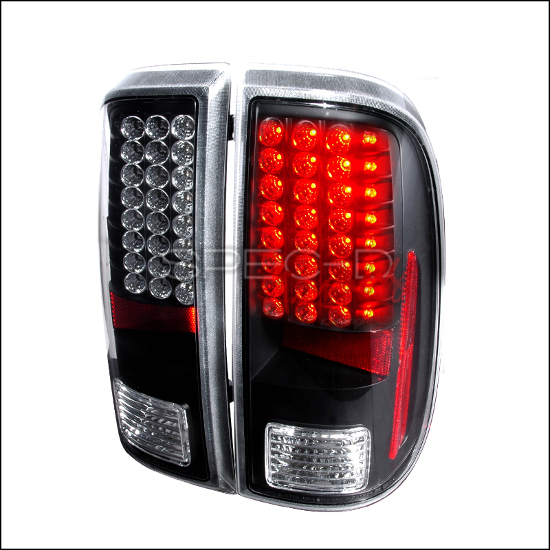 2008 Ford F-250 Aftermarket Tail Lights
