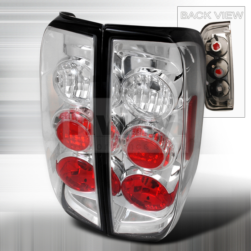 2010 Nissan Frontier Aftermarket Tail Lights