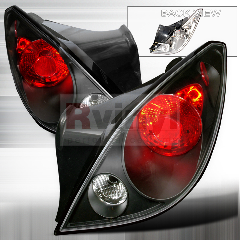 2007 Pontiac G6 Aftermarket Tail Lights