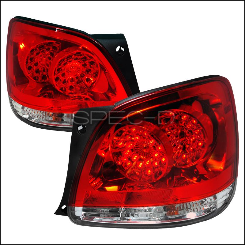 2005 Lexus GS Aftermarket Tail Lights