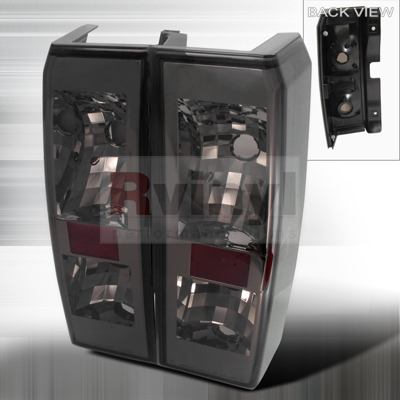 2005 Hummer H3 Aftermarket Tail Lights