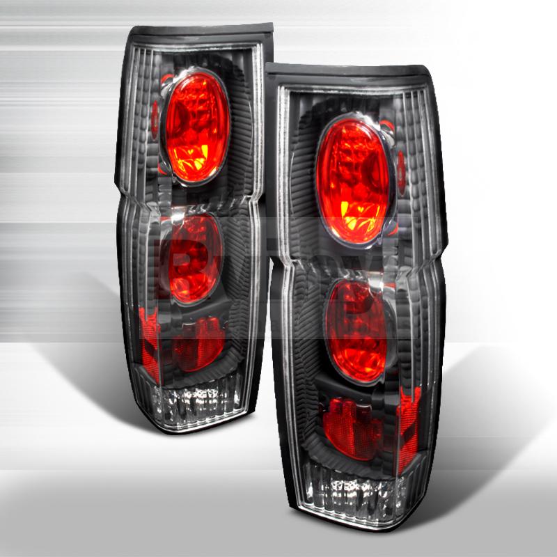 1986 Nissan Truck Aftermarket Tail Lights
