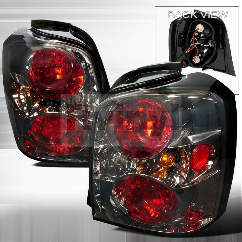 2007 Toyota Highlander Aftermarket Tail Lights