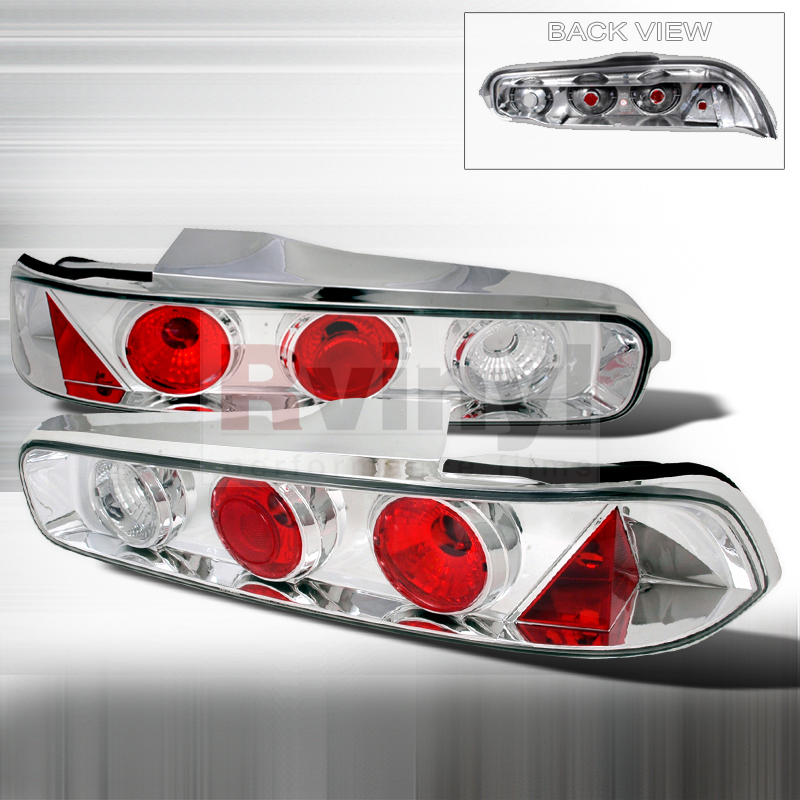 1996 Acura Integra Aftermarket Tail Lights