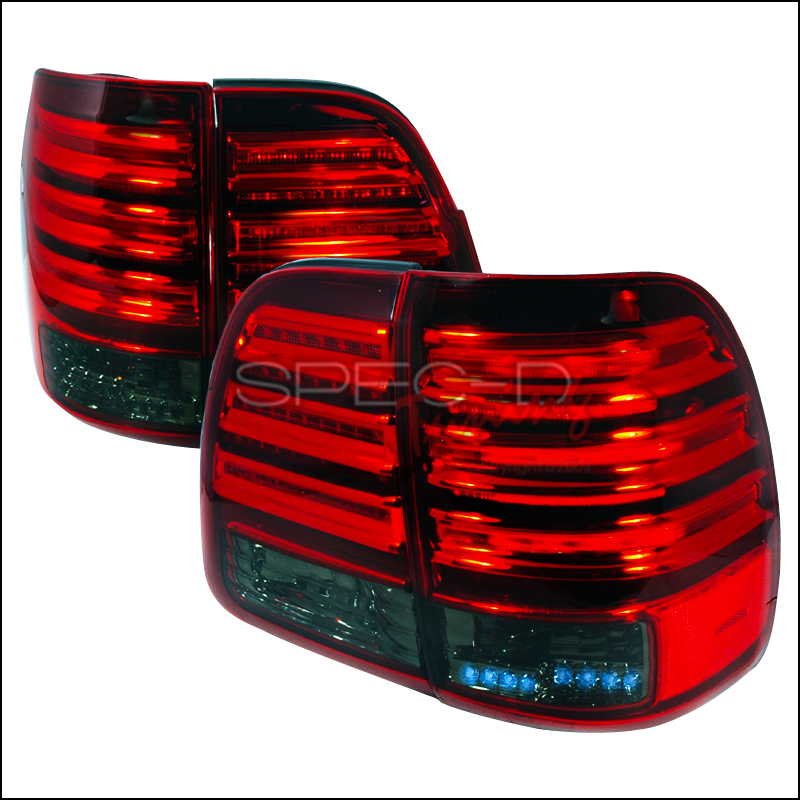 2003 Toyota Land Cruiser Aftermarket Tail Lights