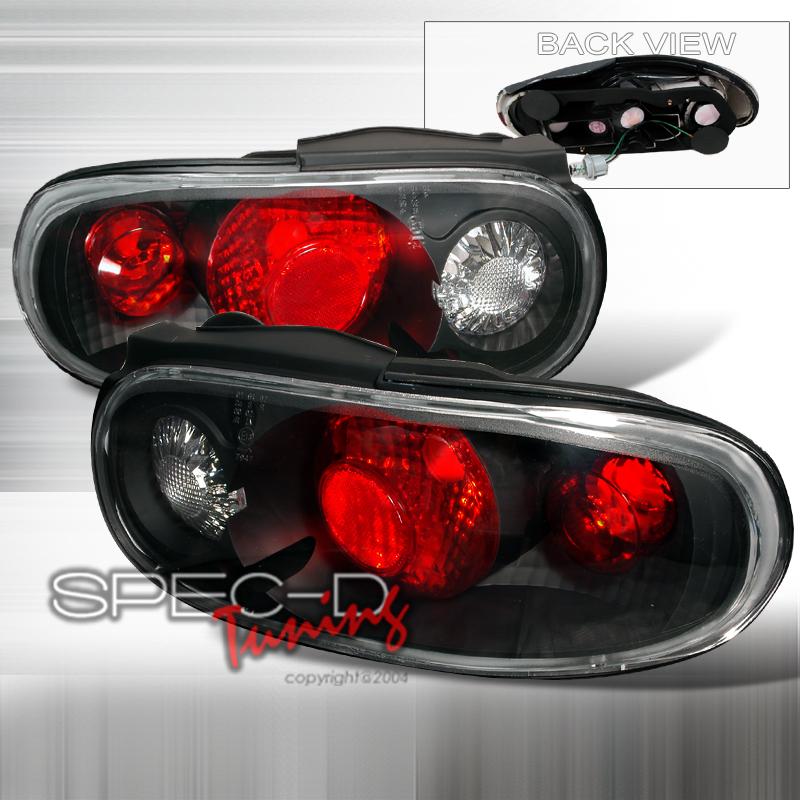 1990 Mazda Miata Aftermarket Tail Lights
