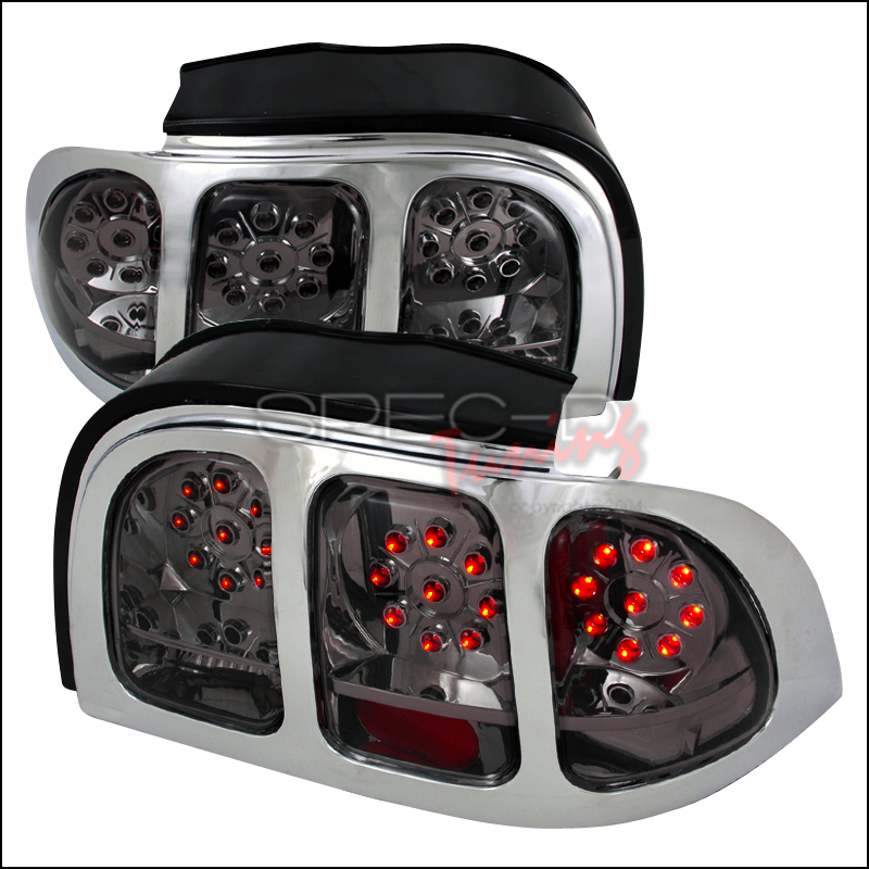 1998 Ford Mustang Aftermarket Tail Lights