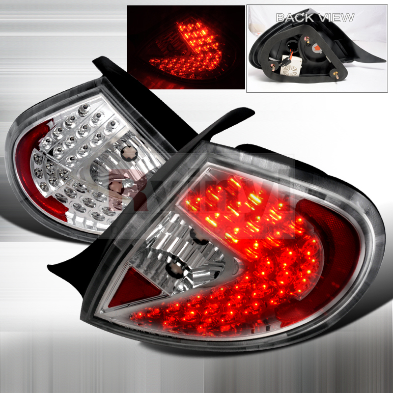 2001 Plymouth Neon Aftermarket Tail Lights