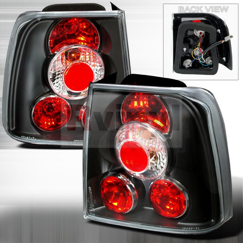 1997 Volkswagen Passat Aftermarket Tail Lights