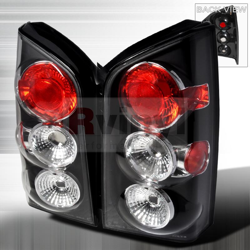 2005 Nissan Pathfinder Aftermarket Tail Lights