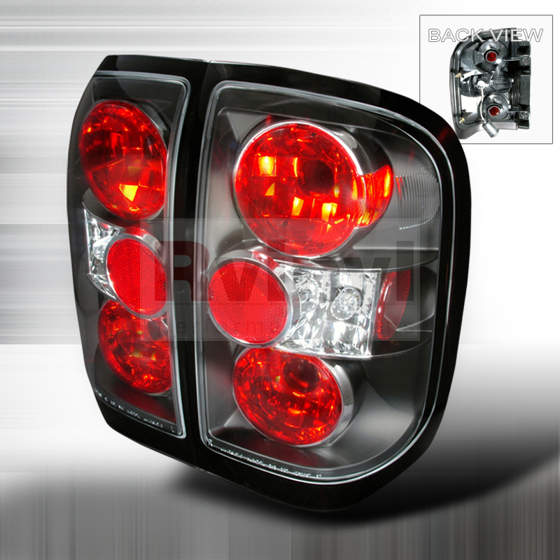 2003 Nissan Pathfinder Aftermarket Tail Lights