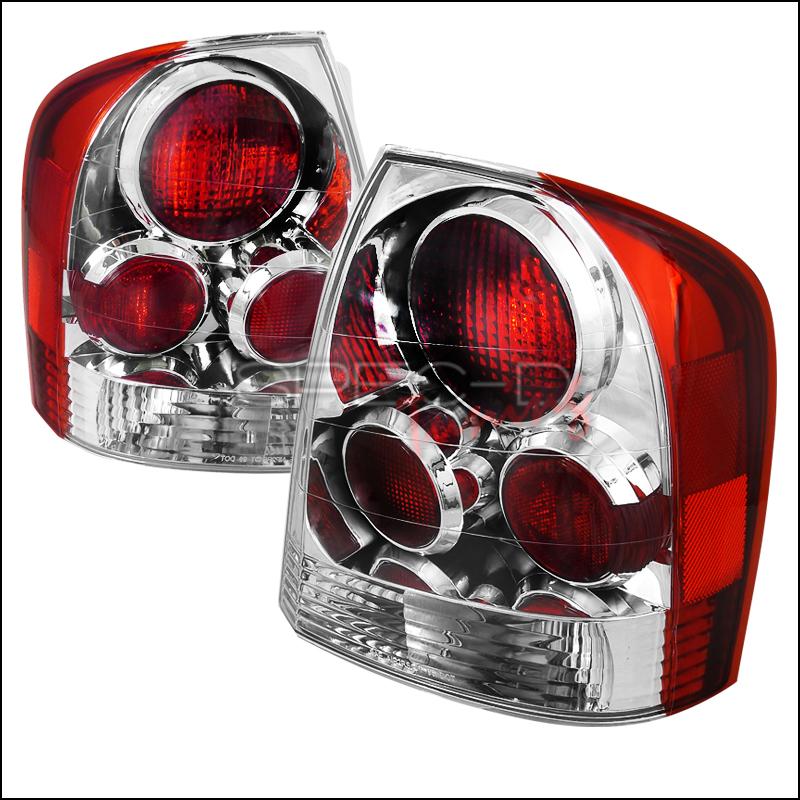 2003 Mazda Protege Aftermarket Tail Lights