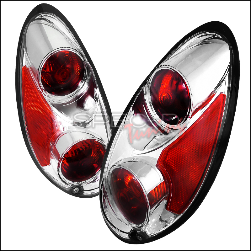 2005 Chrysler PT Cruiser Aftermarket Tail Lights