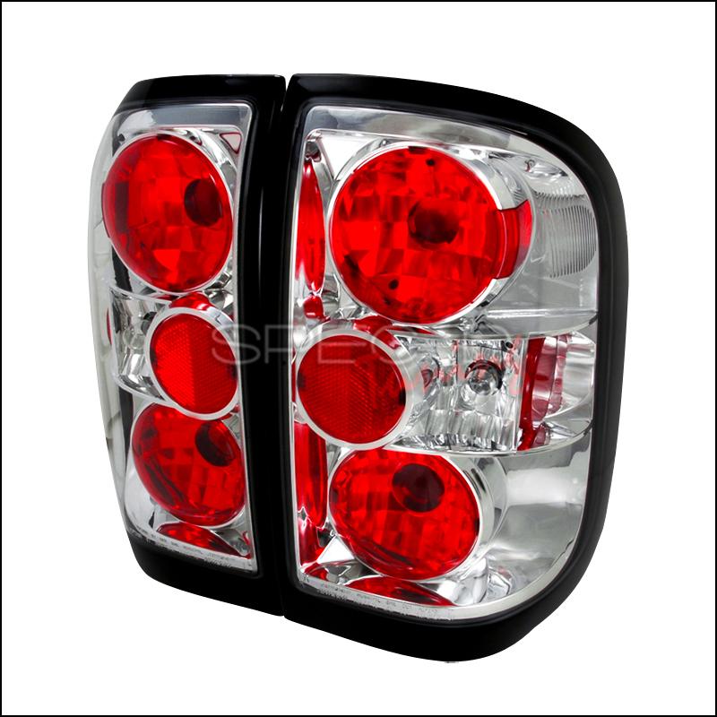 2003 Infiniti QX4 Aftermarket Tail Lights