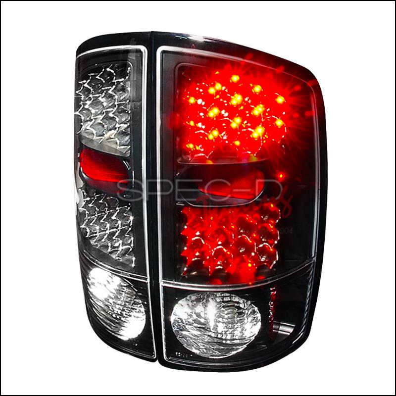 2002 Dodge Ram Aftermarket Tail Lights
