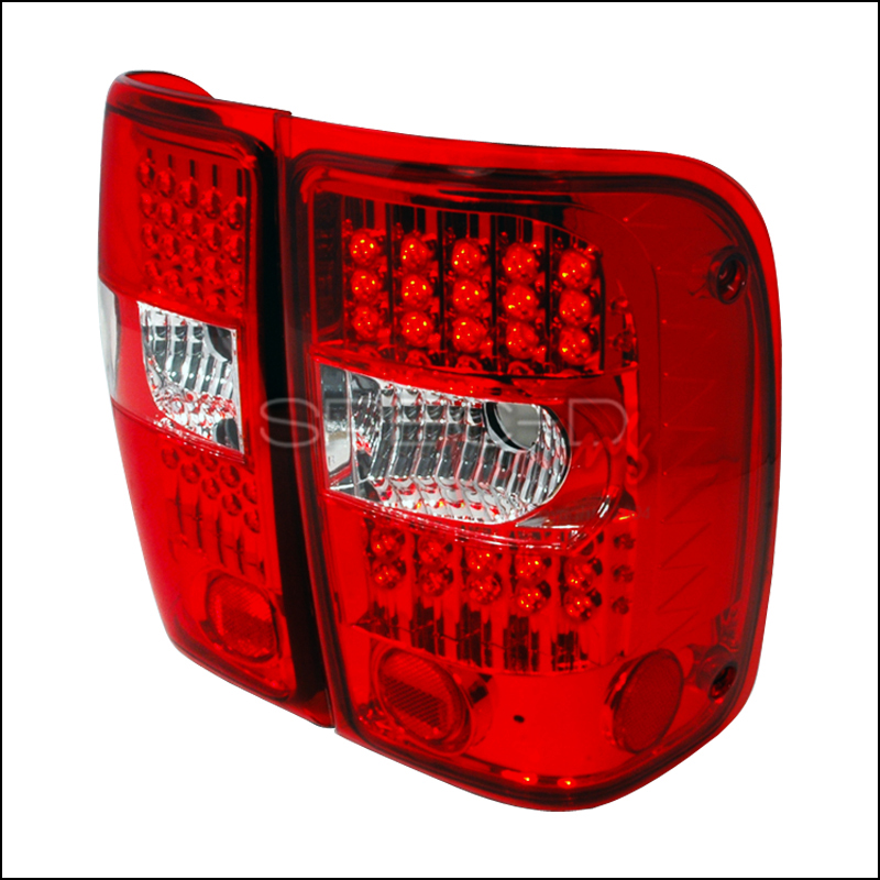 2004 Ford Ranger Aftermarket Tail Lights