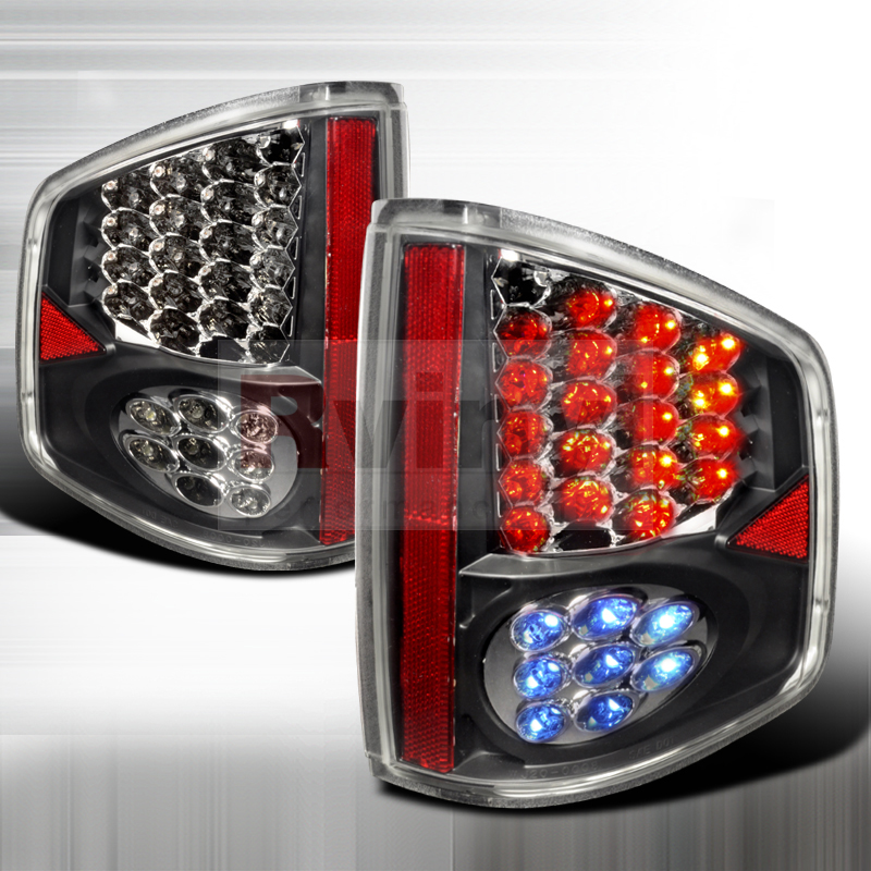 1996 Chevrolet S-10 Aftermarket Tail Lights