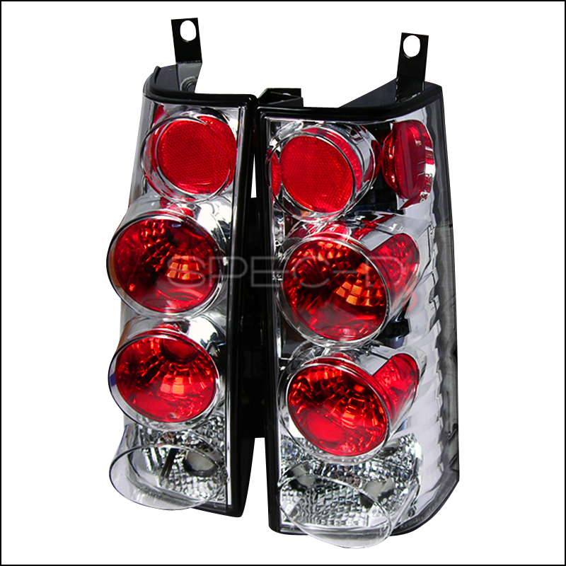 1997 GMC Savana Aftermarket Tail Lights