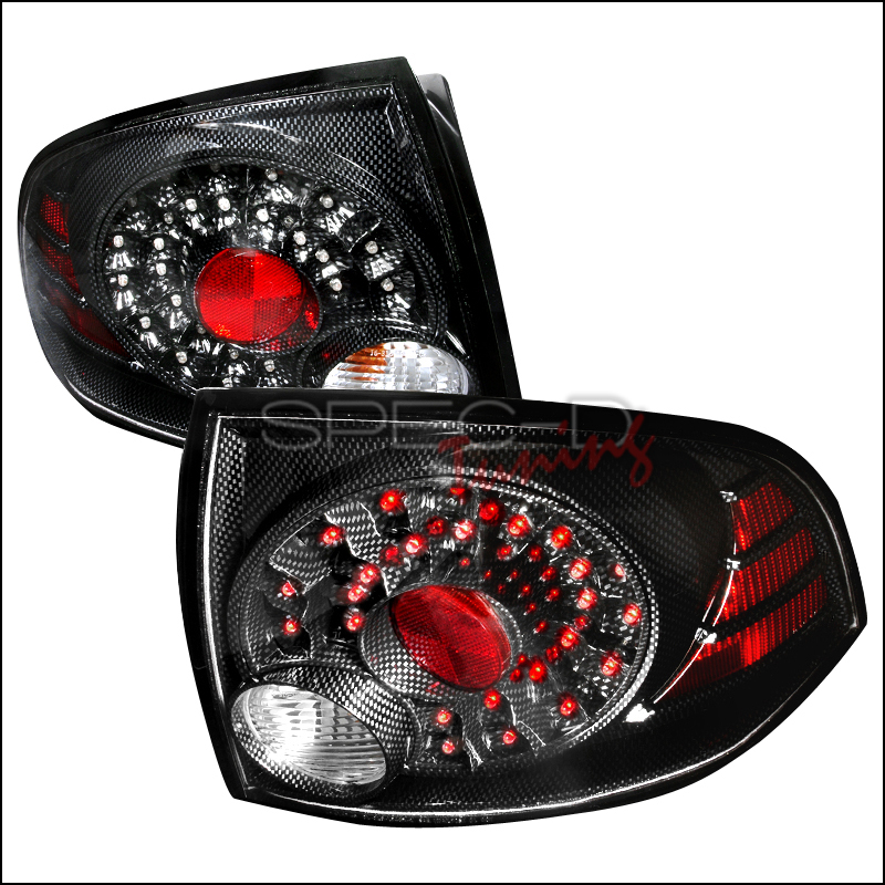 2004 Nissan Sentra Aftermarket Tail Lights