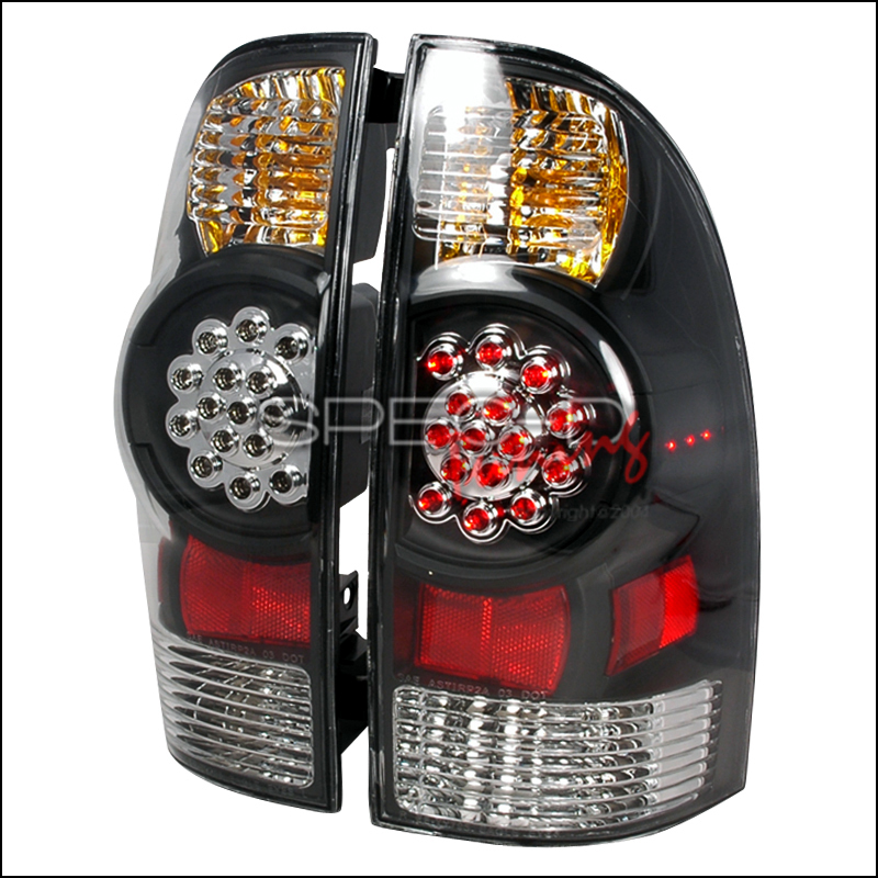 2005 Toyota Tacoma Aftermarket Tail Lights